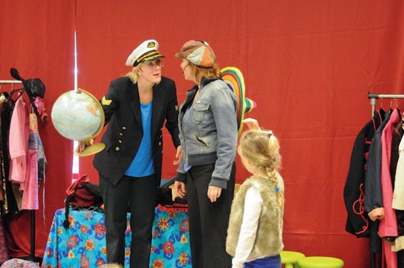 Kindermiddag: interactieve kindervoorstelling 'Hallo Wereld'